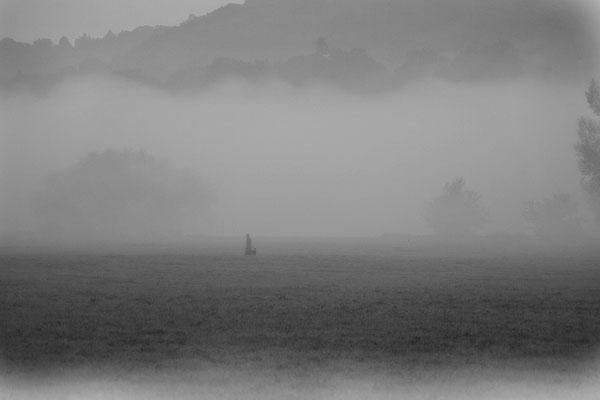 Nebelwege - © Helga Jaramillo Arenas - Fotografie und Poesie / März 2015
