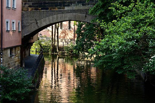 Romantische Wege / Bamberg - © Helga Jaramillo Arenas - Fotografie und Poesie / Juni 2015