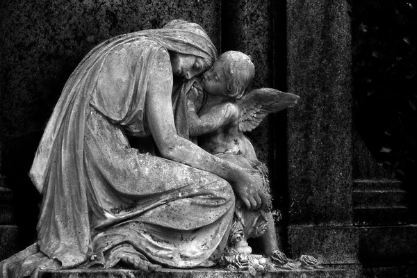 Himmlischer Seelentröster - © Helga Jaramillo Arenas - Fotografie und Poesie / Februar 2015