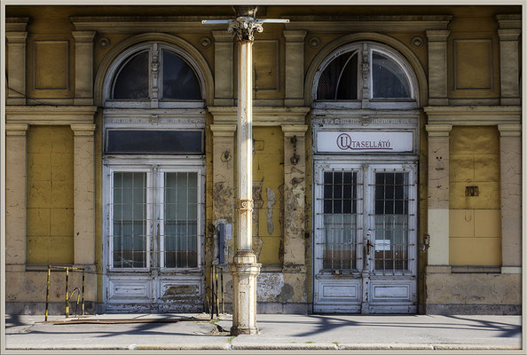 Maroder Charme / Budapest - © Helga Jaramillo Arenas - Fotografie und Poesie / Mai 2017