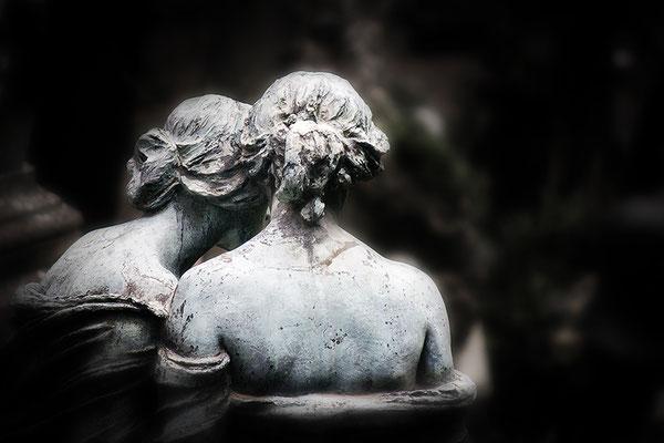 Innige Verbundenheit (2) - © Helga Jaramillo Arenas - Fotografie und Poesie / Juni 2014
