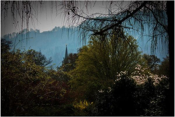 Zeit vergeht / Zürich -  © Helga Jaramillo Arenas - Fotografie und Poesie / April 2014