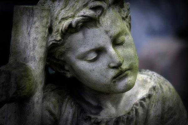 Ungetröstet - © Helga Jaramillo Arenas - Fotografie und Poesie  / Januar 2014