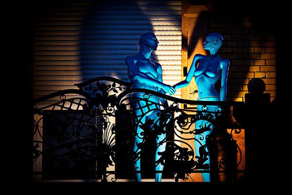 Rendezvous zur blauen Stunde (1) - © Helga Jaramillo Arenas - Fotografie und Poesie / Mai 2013