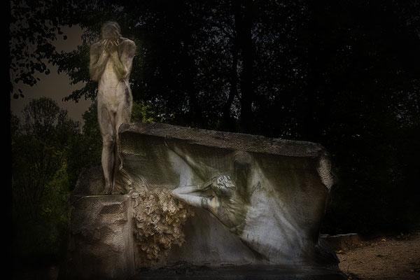Des Abschieds schmerzlich Angesicht (1) - © Helga Jaramillo Arenas - Fotografie und Poesie / Januar 2016