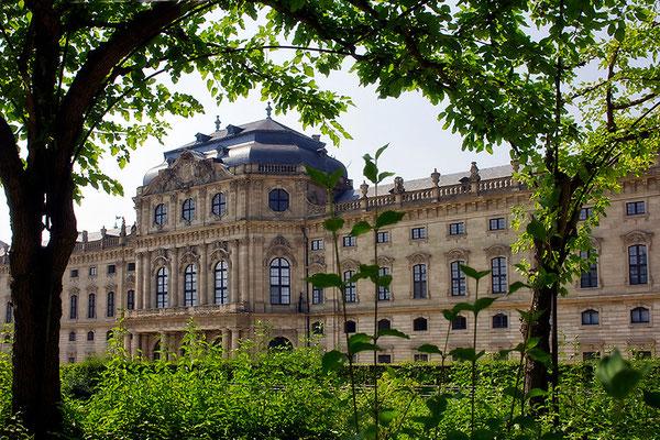 Fürstliche Träume / Würzburger Residenz - © Helga Jaramillo Arenas - Fotografie und Poesie / August 2015