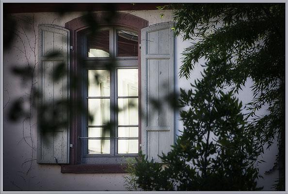 Das Fenster - © Helga Jaramillo Arenas - Fotografie und Poesie / Februar 2017