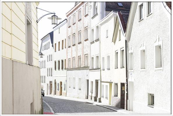 Stadtansichten / Passau - © Helga Jaramillo Arenas - Fotografie und Poesie / April 2017