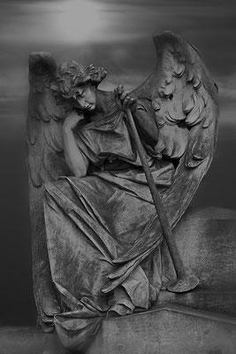 Engel der Gelassenheit - © Helga Jaramillo Arenas - Fotografie und Poesie  / April 2013