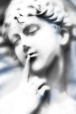 Schweigen dürfen (2) - © Helga Jaramillo Arenas - Fotografie und Poesie / Januar 2016