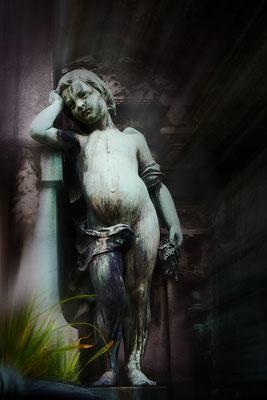 Blick in die Vergangenheit - © Helga Jaramillo Arenas - Fotografie und Poesie / Oktober 2016