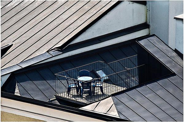 Geschichten vom Dach (7) - © Helga Jaramillo Arenas - Fotografie und Poesie / September 2012
