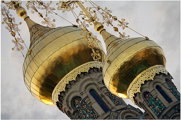 Im goldenen Licht (6) / Darmstadt - © Helga Jaramillo Arenas - Fotografie und Poesie / Dezember 2013