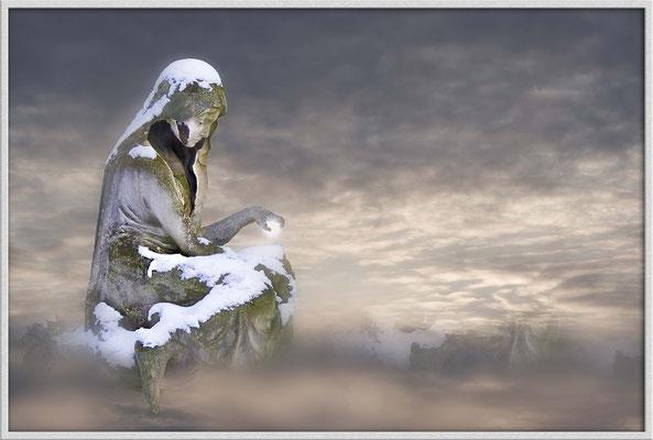 Der Winter - © Helga Jaramillo Arenas - Fotografie und Poesie / Dezember 2012