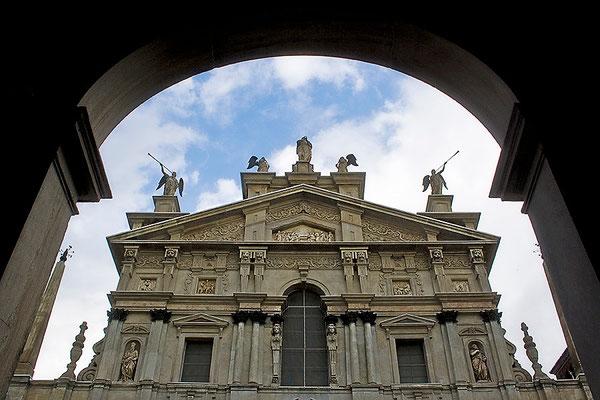 San Maurizio al Monastero Maggiore - © Helga Jaramillo Arenas - Fotografie und Poesie / Mai 2013