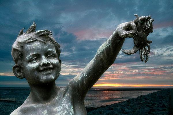 Krabbenkind (2) - © Helga Jaramillo Arenas - Fotografie und Poesie / September 2013