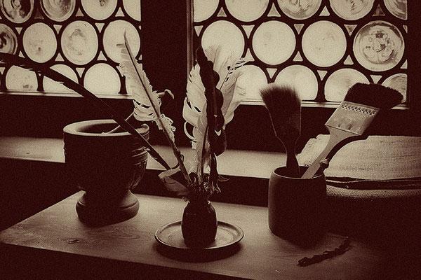Die Werkstatt (2) - © Helga Jaramillo Arenas - Fotografie und Poesie / Juni 2011