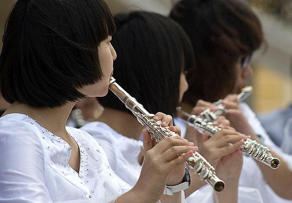 Das Konzert (3) - © Helga Jaramillo Arenas - Fotografie und Poesie / August 2011