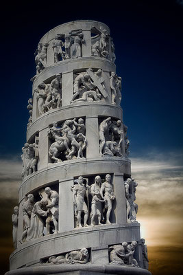 Der Turm zum Himmel - © Helga Jaramillo Arenas - Fotografie und Poesie / Januar 2014