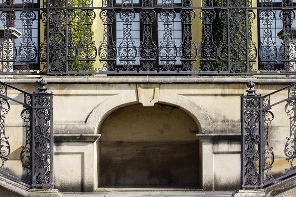 Fürstliche Wege (1) - © Helga Jaramillo Arenas - Fotografie und Poesie / September 2016