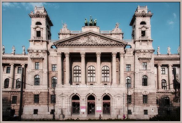 Ethnologisches Museum / Budapest - © Helga Jaramillo Arenas - Fotografie und Poesie / Mai 2017
