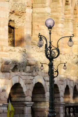 Bei Licht besehen / Arena di Verona (2) - © Helga Jaramillo Arenas - Fotografie und Poesie / Juni 2018
