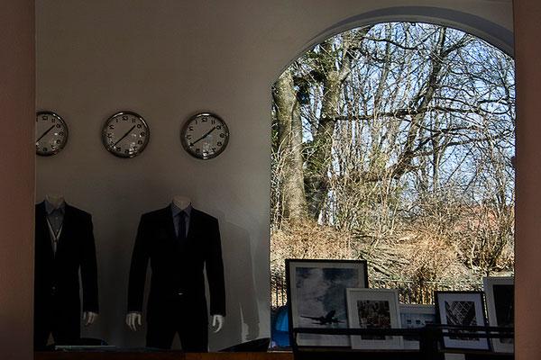 Zeitzonen - © Helga Jaramillo Arenas - Fotografie und Poesie / April 2012
