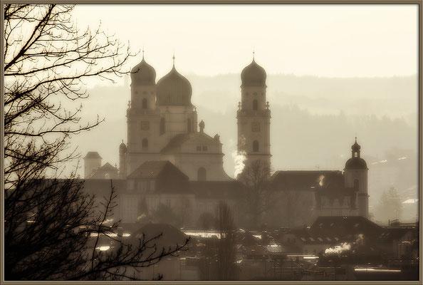 Blick auf Passau - © Helga Jaramillo Arenas - Fotografie und Poesie / April 2017