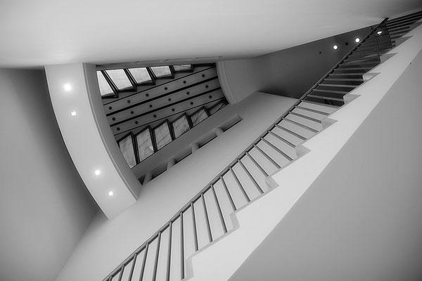 Aufgänge - © Helga Jaramillo Arenas - Fotografie und Poesie / Oktober 2017