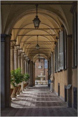 Villa Principe (1) / Genua - © Helga Jaramillo Arenas - Fotografie und Poesie / Juni 2014