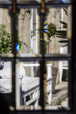 Hinter verschlossenen Türen / Bad Nauheimer Jugendstilbad - © Helga Jaramillo Arenas - Fotografie und Poesie / September 2018