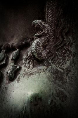 Schlangenkuss - © Helga Jaramillo Arenas - Fotografie und Poesie / Oktober 2015