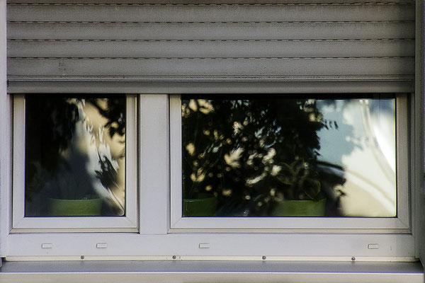 Das Fenster - © Helga Jaramillo Arenas - Fotografie und Poesie / August 2018