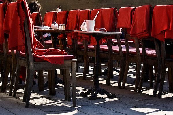 Einladung zum Kaffee - © Helga Jaramillo Arenas - Fotografie und Poesie / April 2012