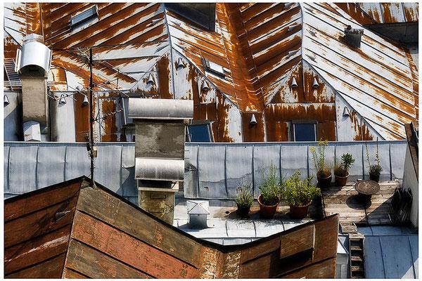 Geschichten vom Dach (1) - © Helga Jaramillo Arenas - Fotografie und Poesie / September 2012