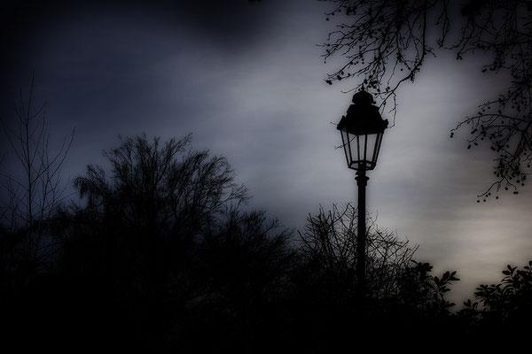 Wenn die Nacht beginnt - © Helga Jaramillo Arenas - Fotografie und Poesie / März 2020