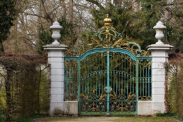 Tor zum Paradies / Schloßgarten Schwetzingen - © Helga Jaramillo Arenas - Fotografie und Poesie / Mai 2015