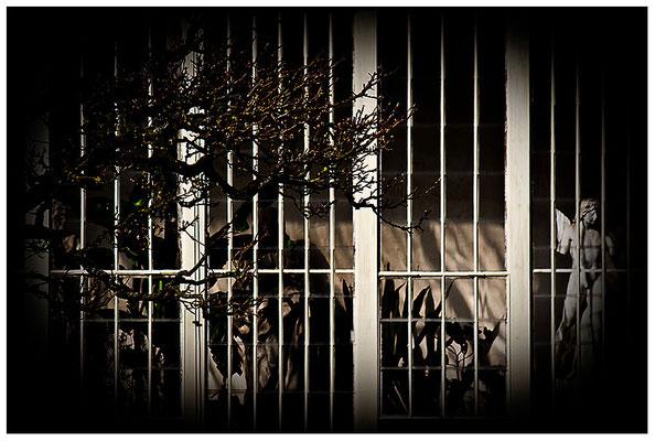 An der Orangerie- © Helga Jaramillo Arenas - Fotografie und Poesie / April 2012