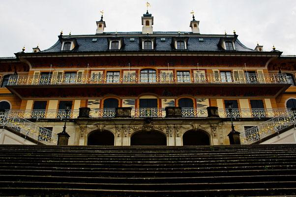 Das Schloß der Gräfin / Pillnitz - © Helga Jaramillo Arenas - Fotografie und Poesie / April 2011