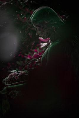 Schmerzumflossen - © Helga Jaramillo Arenas - Fotografie und Poesie / Januar 2015