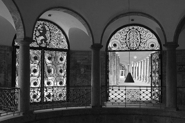 Im Sprudelhof / Bad Nauheim - © Helga Jaramillo Arenas - Fotografie und Poesie / August 2010