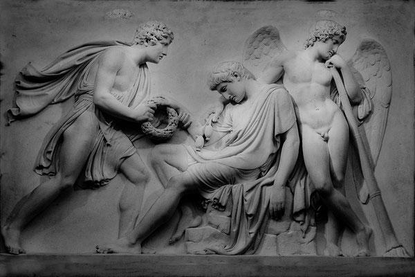 Die Umarmung des Todes - © Helga Jaramillo Arenas - Fotografie und Poesie / Juli 2017