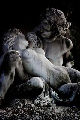 Die Sehnsucht von Galatea und Acis - © Helga Jaramillo Arenas - Fotografie und Poesie / November 2015