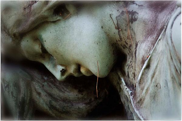 Ohne Trost - © Helga Jaramillo Arenas - Fotografie und Poesie  / Oktober 2012
