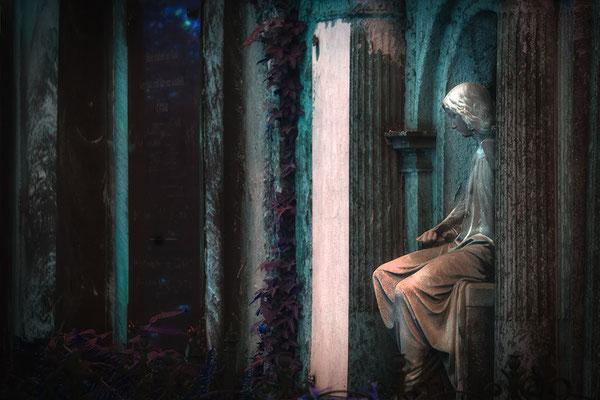 Eingeschlossen -  © Helga Jaramillo Arenas - Fotografie und Poesie / Januar 2021
