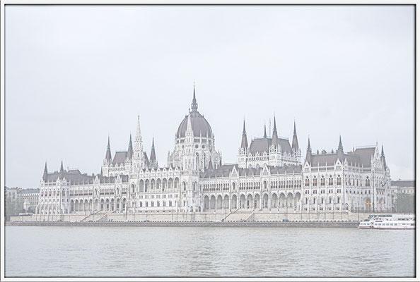 Das Parlament (1) / Budapest - © Helga Jaramillo Arenas - Fotografie und Poesie / Juni 2017