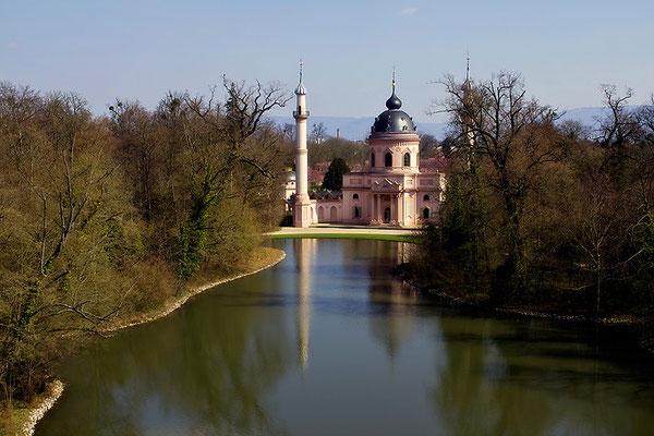 Ein Stück vom Paradies / Schloßgarten Schwetzingen - © Helga Jaramillo Arenas - Fotografie und Poesie / März 2015