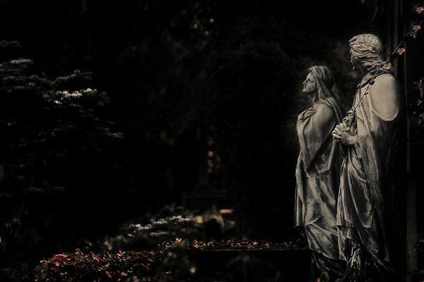Der schmerzliche Aspekt der Liebe (1) - © Helga Jaramillo Arenas - Fotografie und Poesie / Februar 2019