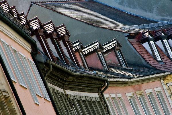 Auf und Ab auf dem Dach - © Helga Jaramillo Arenas - Fotografie und Poesie / Juni 2015