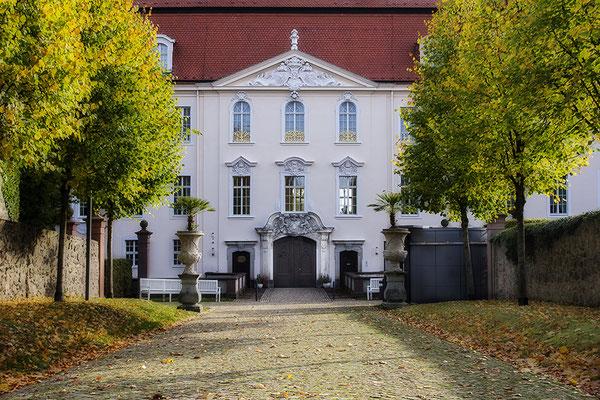 Das Licht des  Herbstes / Barockschloß Lichtenwalde - © Helga Jaramillo Arenas - Fotografie und Poesie / Oktober 2017